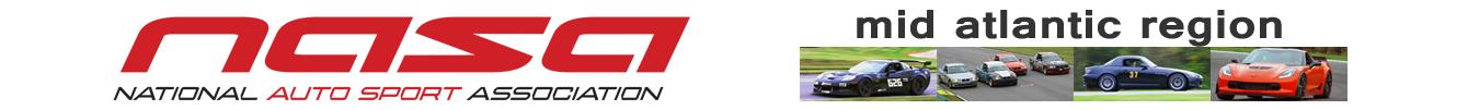 Mid Atlantic Region – National Auto Sport Association